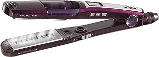 جهاز تنعيم الشعر بالبخار مع جهاز تنعيم شعر من بيبي ليس - BABST396SDE