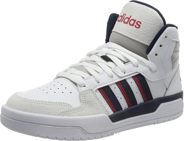 adidas Entrap Mid, Zapatillas de Baloncesto Hombre