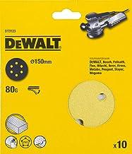 Dewalt DT3123-QZ Sanding disc (10 Piece)