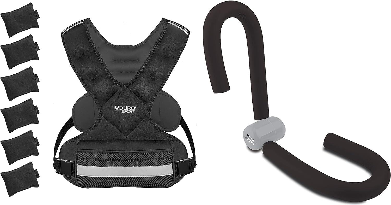 [Alternative dealer] Aduro Sport Adjustable Weighted Workout Equipment 11-20lbs Vest Max 42% OFF