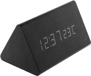 Thermomètre prisme finition effet ébène - Otio