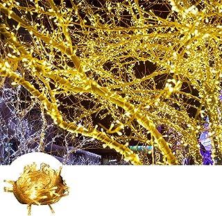100 Ledli Pilli Spot Dekor Lambası 10 Metre Gün Işığı Aydınlatma