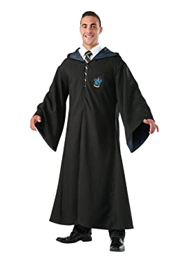 Rubie's Costume Co Men's Hallows Deluxe Replica Raven Claw Robe