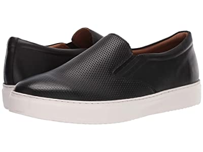CARLOS by Carlos Santana Don Slip-On Sneaker (Black) Men