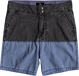 Quiksilver Boys' Big Barby Point Youth Walk Shorts