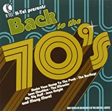 K-Tel Presents: Back to the 70's