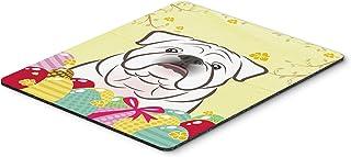 Caroline's Treasures Desk Artwork Mouse Pad , Multicolor , 7.75x9.25 (BB1902MP)