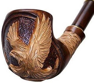 Tobacco pipes Wooden smoking pipe Ukrainian handmade Souvenir smoking pipe Tobacco pipe Souvenir peace-pipe Smoking mouthpiece Smoking bowl