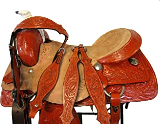 18 roping saddle