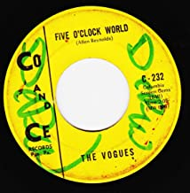 FIVE O'CLOCK WORLD / NOTHING TO OFFER YOU (7