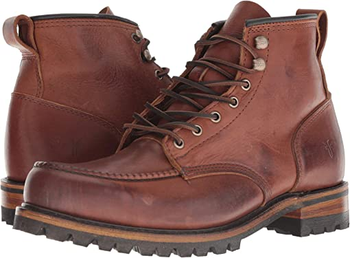 Brown Oiled Vintage