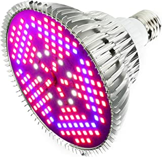 Outcrop Innovations 100w Indoor LED Grow Light Bulb for Growing Plants, Vegetables, and Flowers - 150 Individual LEDs Full...