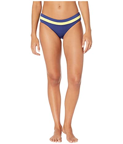 Seafolly In the Loop Banded Hipster Bikini Bottoms (Blue Opal) Women