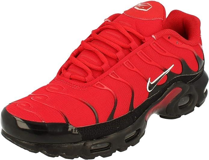 Nike Air Max Plus TN Rouge - 44 1/2 : Amazon.fr: Chaussures et Sacs