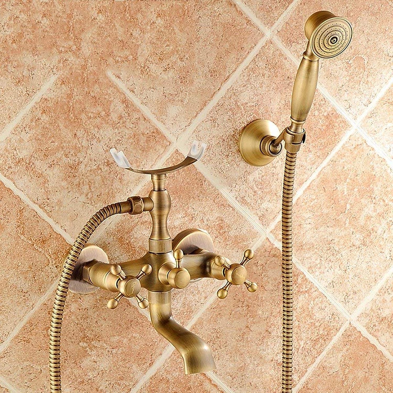 KISlink Badewanne Wasserhahn, dusche Wasserhahn, Bad Wasserhahn, Hotel Bad zubehr, Hause dusche, Hotel dusche (Farbe  a)