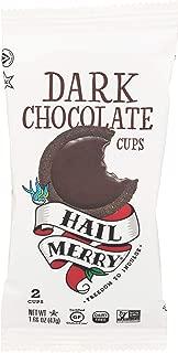 hail merry chocolate tart