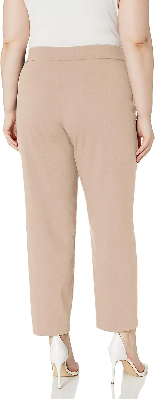 Alfred Dunner Femme Petite Proportioned Medium Allure Slim Pant Pantalon Peau