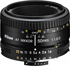Best 50mm f1 8d Reviews