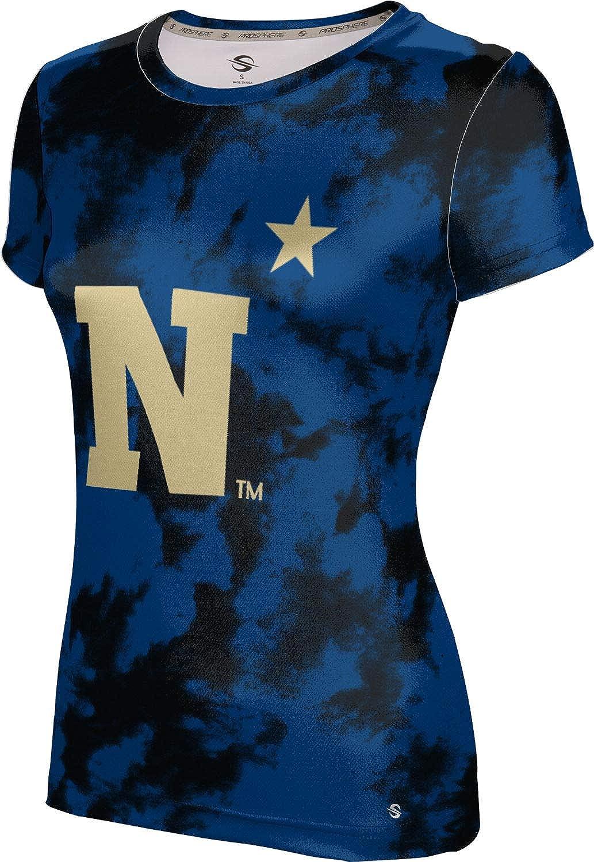 United States Naval Academy University Girls' Performance T-Shirt (Grunge)