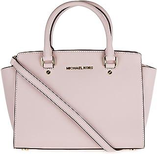 01a6ed6bd41d Amazon.com  MICHAEL Michael Kors - Satchels   Handbags   Wallets ...