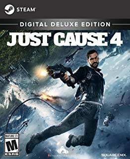 Just Cause 4 Digital Deluxe [Online Game Code]