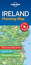 Lonely Planet Ireland Planning Map (Planning Maps)