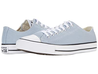 Converse Chuck Taylor All Star Ox Seasonal Color (Obsidian Mist) Athletic Shoes