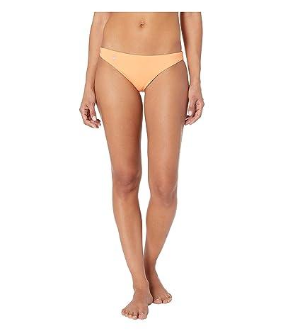 Polo Ralph Lauren Modern Solids Devin Hipster Bottoms (Orange) Women