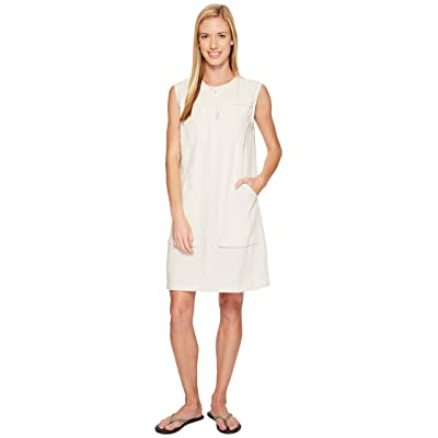 NAU Flaxible Sleeveless Dress (Bone) Women