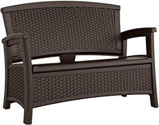 Best elements resin outdoor loveseat with storage Reviews