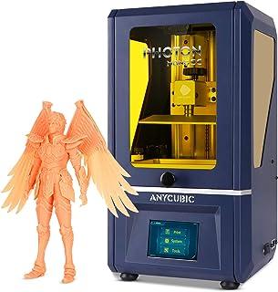 """ANYCUBIC Photon Mono SE Impresora 3D de Resina, Impresora 3D UV LCD de Impresión Ultrarrápida con Pantalla Mono de 6""""2K y ..."""