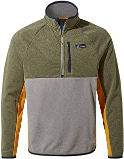 Craghoppers Men's Weymouth Fleece Jumper Men's Fleece Jacket, Mens, Fleece Jacket, CMA1300