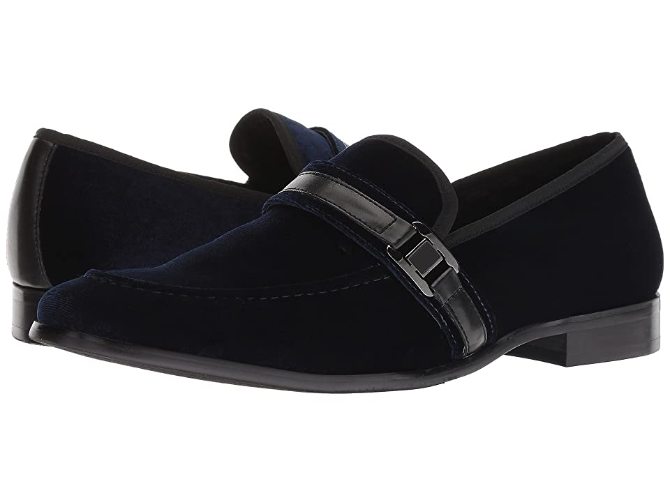 Steve Madden Macklin (Blue Velvet) Men