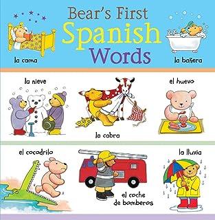 Bear's First Spanish Words