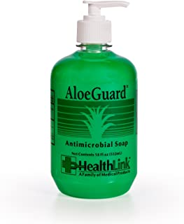 healthlink aloeguard antimicrobial soap