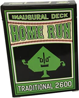 Home Run Games 8-Bit 2600 Playing Cards