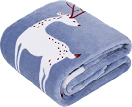 Doodle Cartoon Calico Cat Baby Blanket for Girls Boys Soft Warm Receiving Throw Blankets