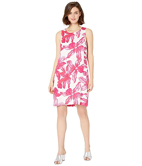 Tommy Bahama Orchid Shift Dress