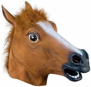 large horse head