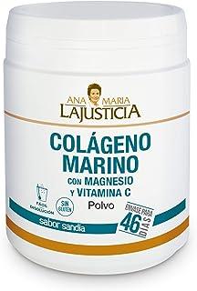 Ana Maria Lajusticia - Colágeno marino con magnesio y VIT C