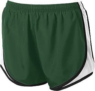 Ladies Moisture-Wicking Track & Field Running Shorts inSizes: XS-4XL
