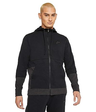 Nike NSW Full Zip Jersey Color-Block Hoodie