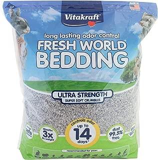 Vitakraft Fresh World Strength Crumble Bedding for Small Animals