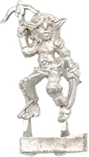 Stonehaven Gnome Scout Rider Miniature Figure for 28mm Table Top Wargames - Made in USA