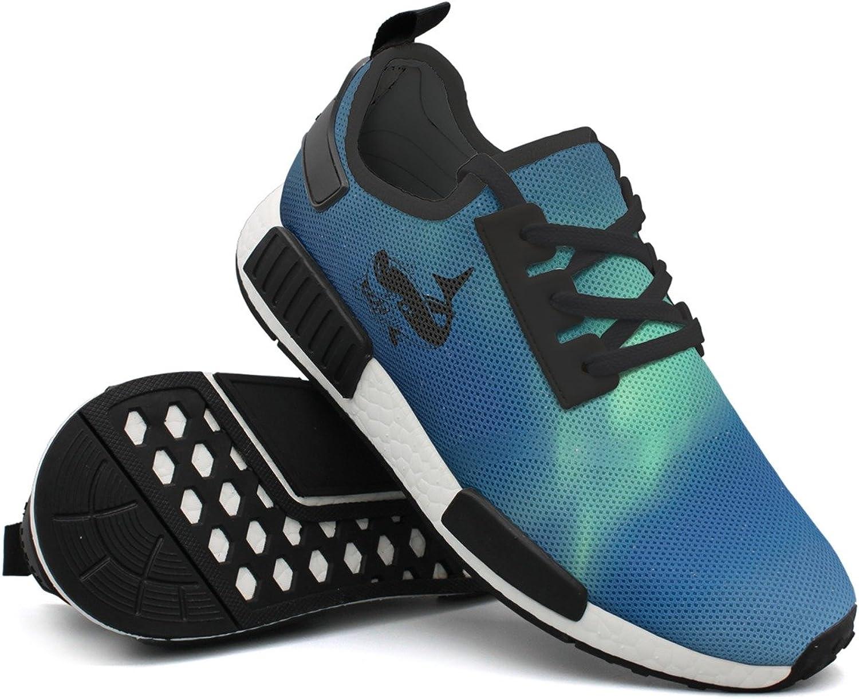 Men Shark Mosaic Lightweight shoes