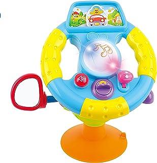 Hola Toys - Little Racer Wheel, Toddler, Preschool, Toy, Baby, Kids Toy