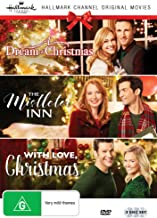Hallmark Christmas Collection 3 | 3 Hallmark Christmas Movies | NON-USA Format | Region 4 Australia