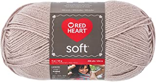 RED HEART Soft Yarn, Biscuit