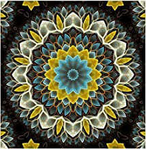 5D DIY Diamond Painting Crystal Rhinestone Kits for Adults Full Drill Cross-Stitch Patternsfor Decor Datura Flowers 11.8x11.8in 1 Pack by Toyvip