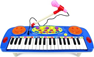 Happy Face 37 Keys Electric Organ Children's Kid&